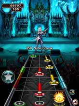 Guitar Hero 6 Warriors of Rock Mobile